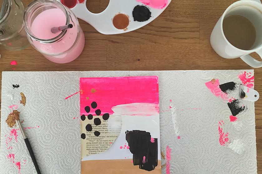 Artist Spotlight Lauren And Caylee Get Messy